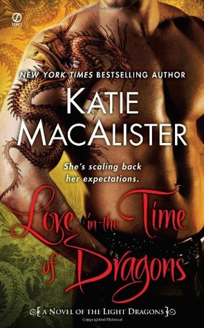 #BookReview: Trilogy Light Dragons by Katie MacAlister
