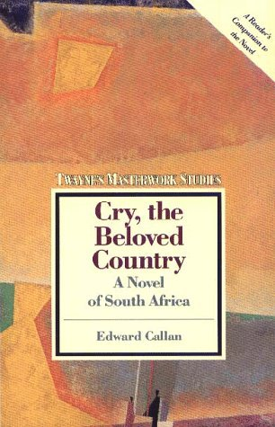 the influence of arthur jarvis book cry the beloved country in south africans A summary of book ii: chapters 18–21 in alan paton's cry, the beloved country learn exactly what happened in this chapter, scene, or section of cry, the beloved country and what it means perfect for acing essays, tests, and quizzes, as well as for writing lesson plans.