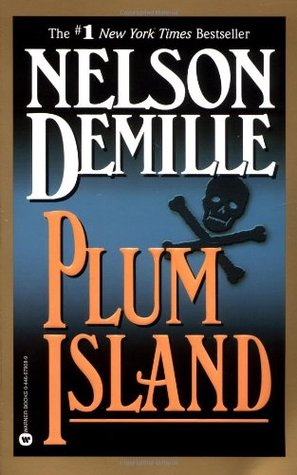 Book Review: Nelson DeMille's Plum Island