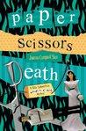 Paper, Scissors, Death (Kiki Lowenstein Scrap-n-Craft Mystery, #1)