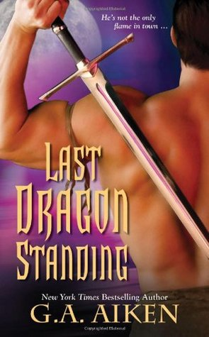 Book Review: G.A. Aiken's Last Dragon Standing