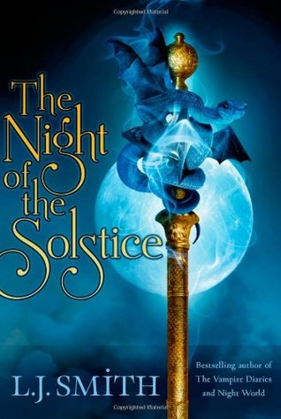 Night of the Solstice (Wildworld, #1)