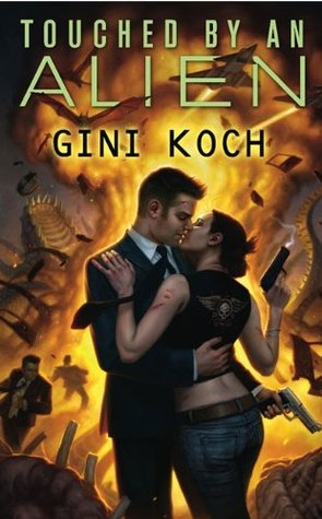 Book Review: Gini Koch's Touched by an Alien