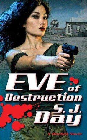 La Marque des Ténèbres - Tome 2: Eve of destruction de Syvia Day 2332154