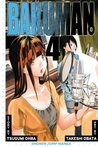 Bakuman, Volume 4: Phone Call and the Night Before (Bakuman, #4)