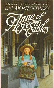 Jacket image, Anne of Green Gables