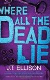 Where All the Dead Lie (Taylor Jackson, #7)