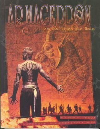 Armageddon RPG (1st Edition) C.J. Carella
