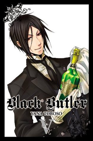 Black Butler, Vol. 05 (Black Butler, #5)