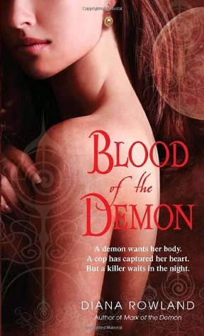 Book Review: Diana Rowland's Blood of the Demon