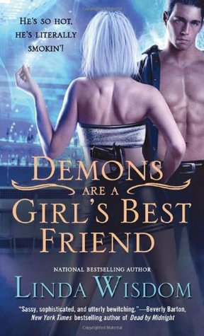 Book Review: Linda Wisdom's Demons are a Girl's Best Friend