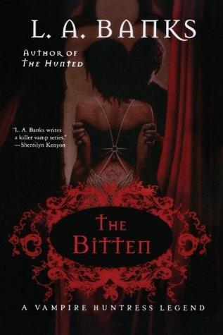 The Bitten (Vampire Huntress Legend, #4)