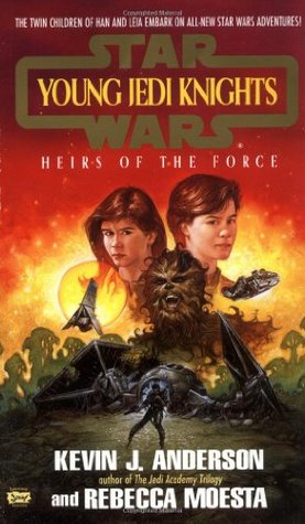 Heirs of the Force (Star Wars: Young Jedi Knights, #1)