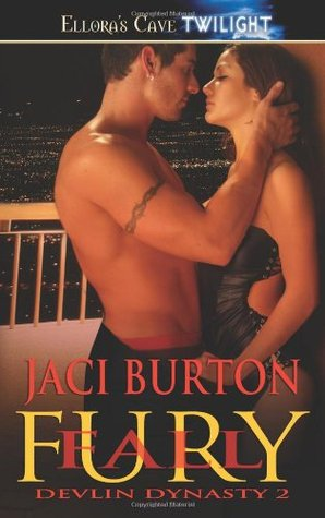 Book Review: Jaci Burton's Fall Fury