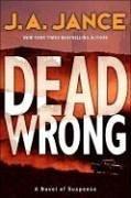 Dead Wrong (Joanna Brady, #12)
