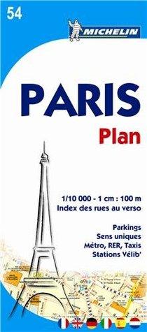 Paris (Maps/City  by  Michelin