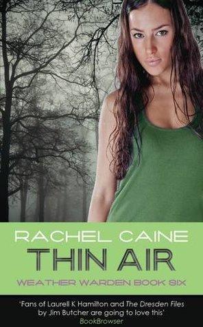 Thin Air (Weather Warden, #6)