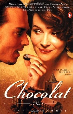 Book Review: Joanne Harris' Chocolat