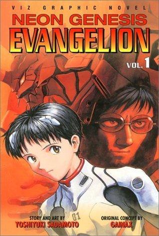 Neon Genesis Evangelion, Vol. 01