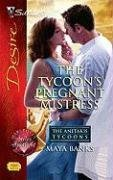 Book Review: Maya Banks' The Tycoon's Pregnant Mistress