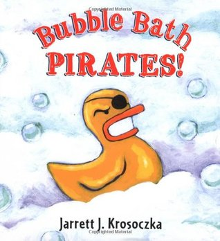 bubble bath pirates cover art
