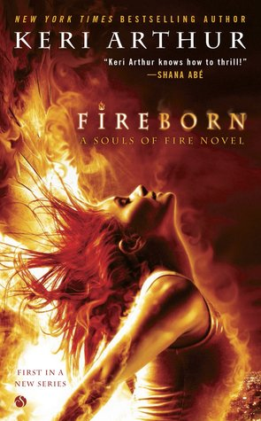 Book Review: Keri Arthur's Fireborn