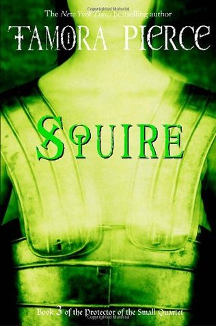 Book Review: Tamora Pierce's Squire