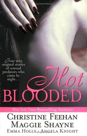 Hot Blooded (Dark, #14; Midnight Upyr, #2.5; Mageverse, #.5)