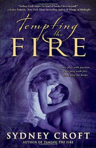 Review: Tempting the Fire by Sydney Croft (@mlsimmons, @LarissaIone, @StephanieTyler)