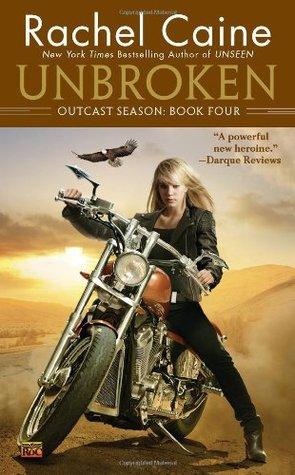 Book Review: Rachel Caine's Unbroken