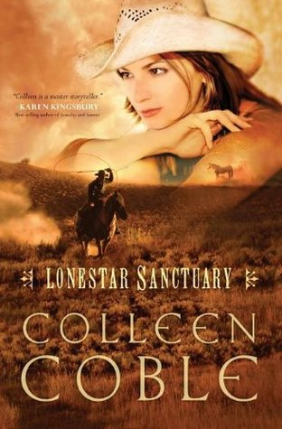 Lonestar Sanctuary (Lonestar Series, #1)