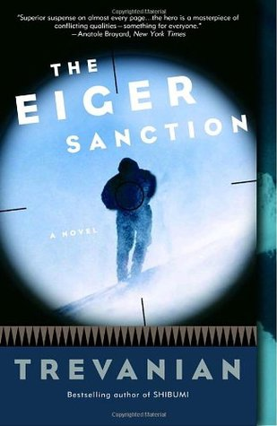 The Eiger Sanction Book Cover