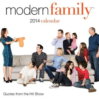 Modern Family 2014 Day-to-Day Calendar  by  Twentieth Century Fox