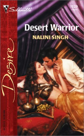 Book Review: Nalini Singh's Desert Warrior