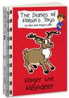 Roger the Reindeer (The Diaries of Robins Toys)