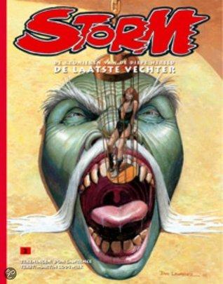 Storm 02: De laaste vechter (De Kronieken van de Diepe Wereld, #2) Don Lawrence