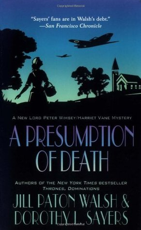 Book Review: Jill Paton Walsh & Dorothy L. Sayers' A Presumption of Death