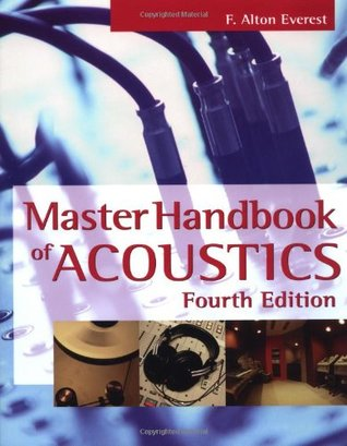 Master Handbook Of Acoustics By F Alton Everest Reviews border=
