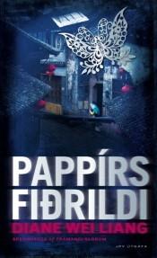 Pappírsfiðrildi  by  Diane Wei Liang