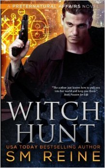 Witch Hunt  (Preternatural Affairs, #1)