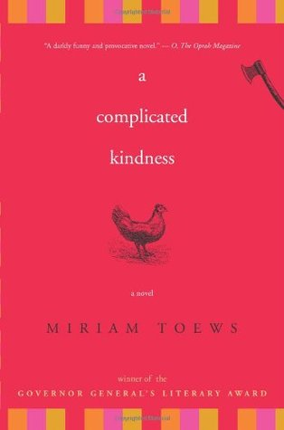 a complicated kindness chapter summaries A complicated kindness is the third novel by canadian author miriam toews the novel won a number of awards including the governor general's award for english fiction .