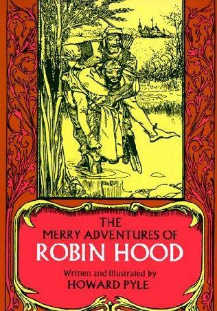 The merry adventures of robin hood summary