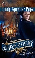 Ashes & Alchemy Cindy Spencer Pape