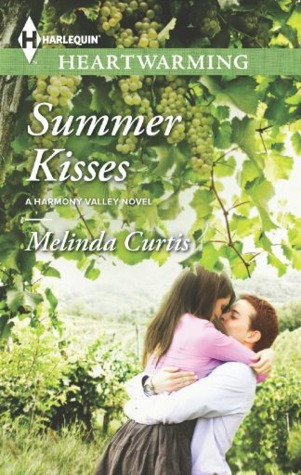 Summer Kisses (A Harmony Valley Novel, #2)