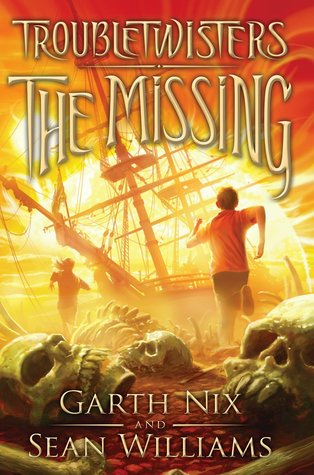 The Missing (Troubletwisters, #4)