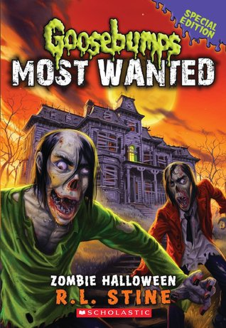 Book Review: R.L. Stine's Zombie Halloween