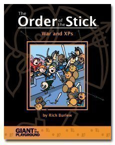 The Order of the Stick: War and XPs (The Order of the Stick, #3)