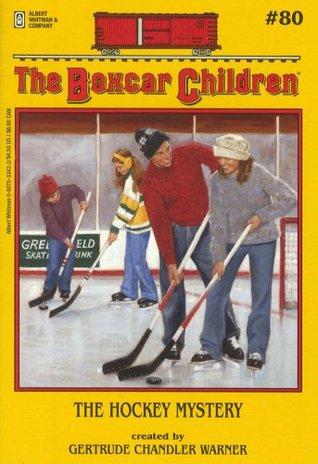 3rd Grade Reader Challenge for Hockey Books