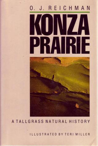 Konza Prairie  by  O.J. Reichman