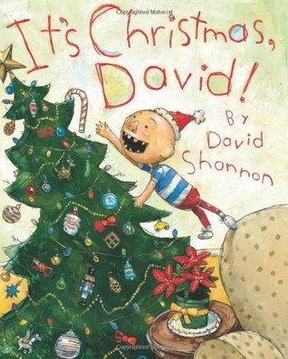 Its Christmas, David! David Shannon